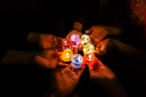 Čakrové sviečky
